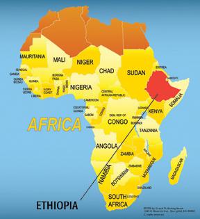 Äthiopien Ethiopia