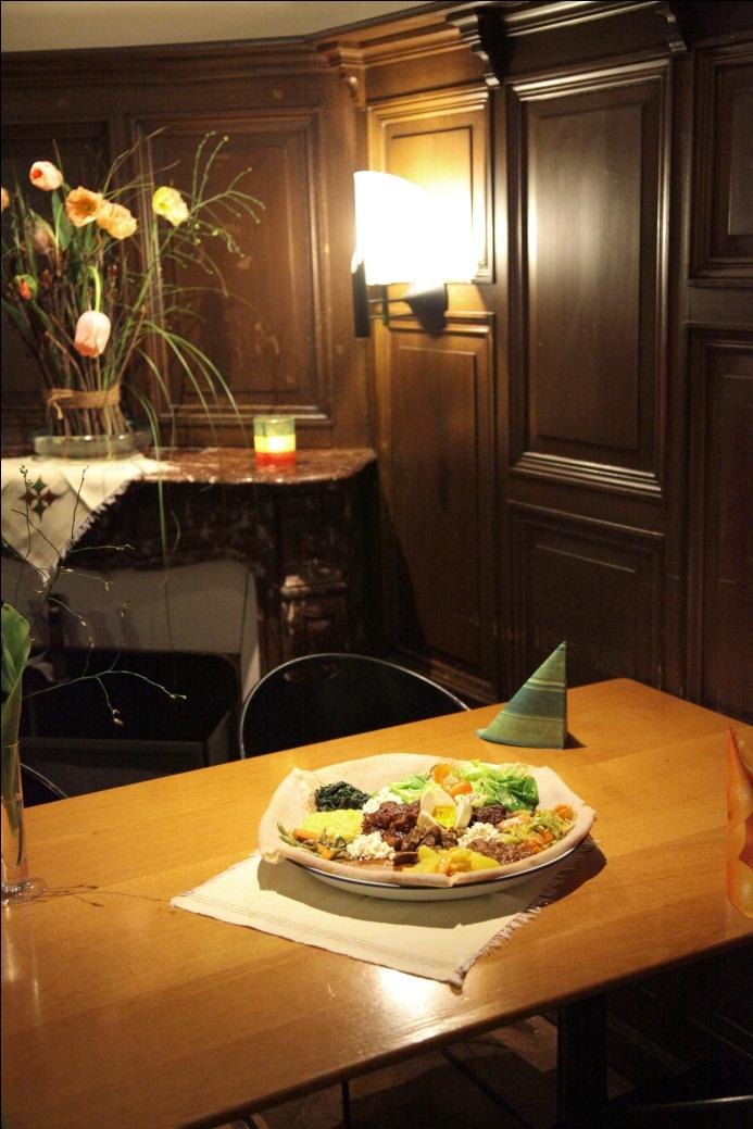 Restaurant Injera - Äthiopische Spezialitäten - Galerie